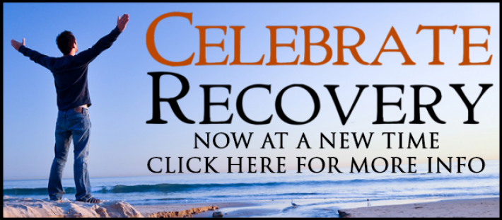 Celebrate Recovery - Now at new times