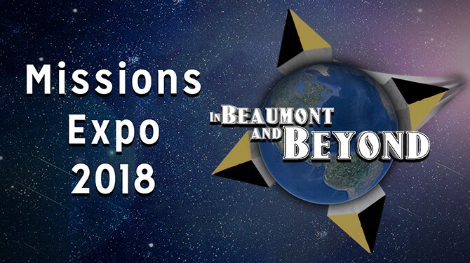 Missions Expo 2018